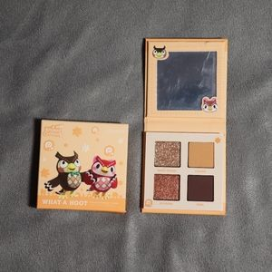 Colourpop x Animal Crossing What a Hoot